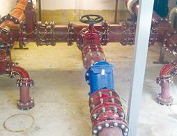 Manutencao de Sistemas de Água e Saneamento